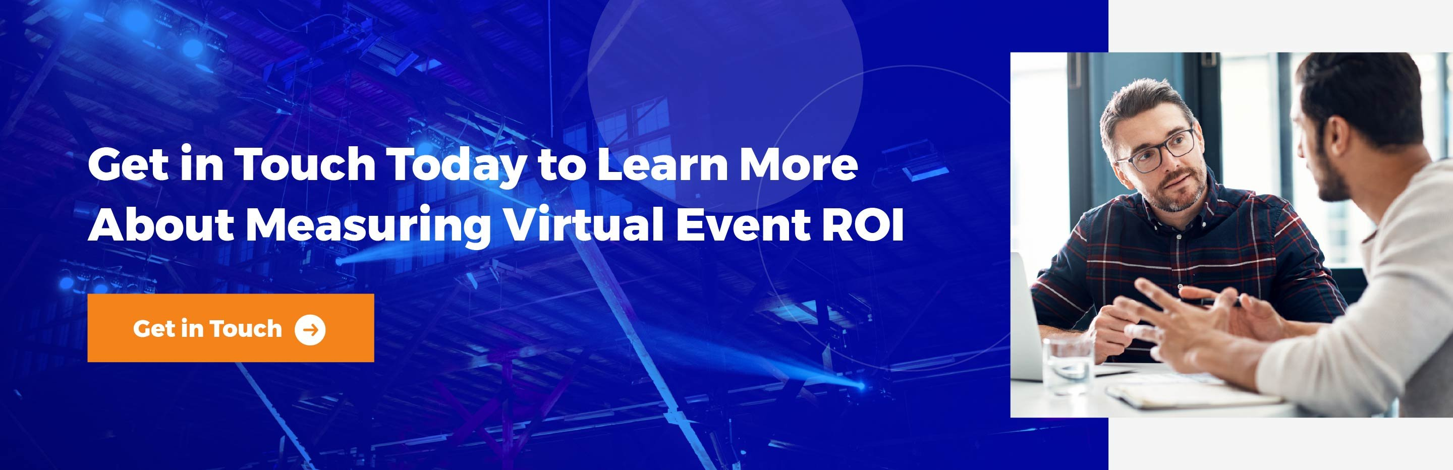 Solved: How to Measure Virtual Event ROI   AMP Event Group - Get in Touch